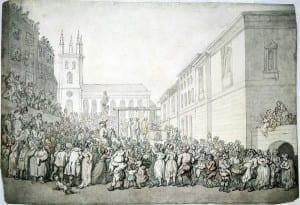 tyburn public execution