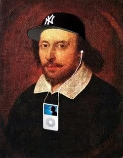 Hip hop Shakespeare