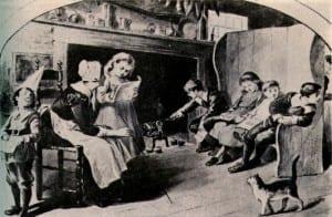 Life as an Elizabethan housewife