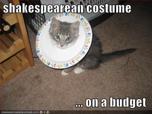 7 Funniest Shakespeare Memes 1