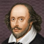 The Chandos portrait of WIlliam Shakespeare biography