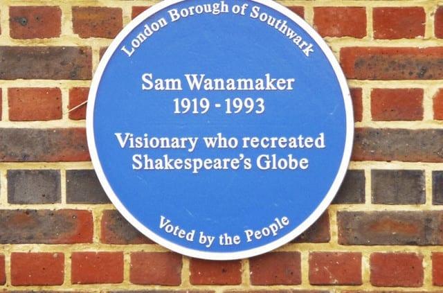 Blue_Plaque_for_Sam_Wanamaker,_Shakespeare's_Globe,_London_SE1_-_geograph.org.uk_-_1095599