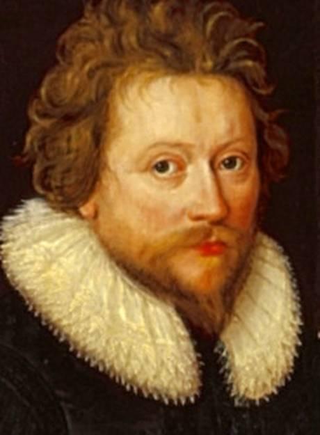 Portrait of John Fletcher