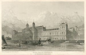 The Royal Palace Whitehall