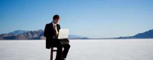 working-alone