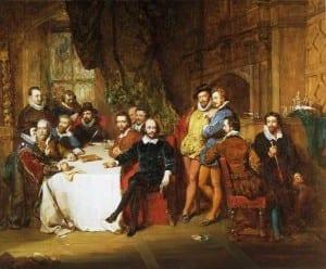 Shakespeare and his collaborators