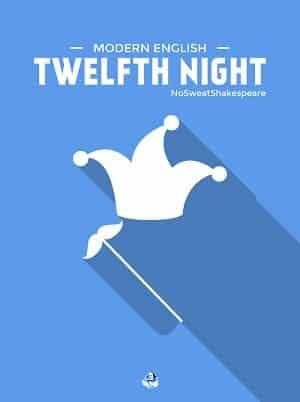 Twelfth Night ebook cover