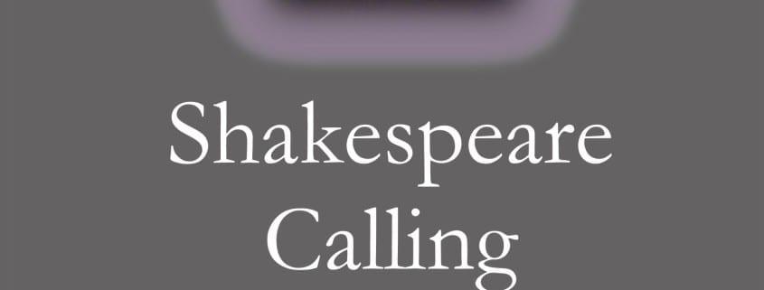 shakespeare-calling