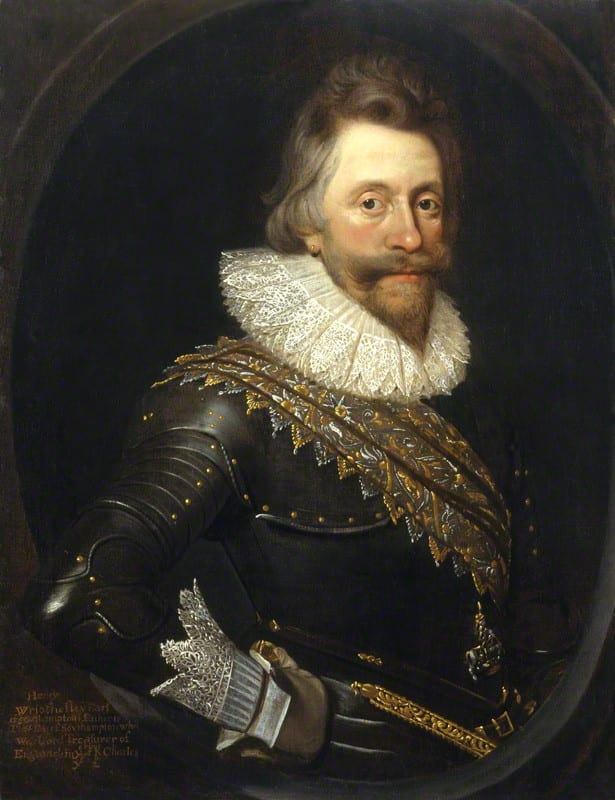 Henry Wriothesley, 3rd Earl of Southampton & Shakespeare's patron