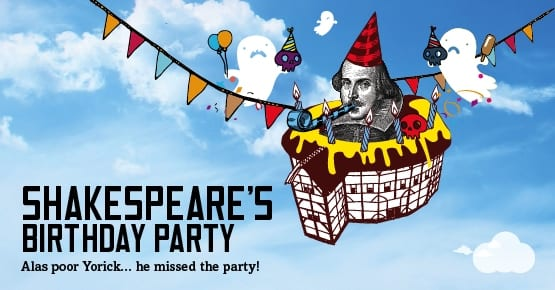 shakespeare-birthday