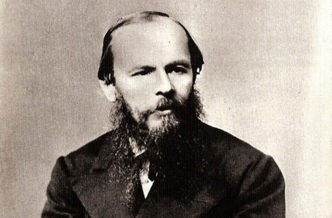 Photograph of Fyodor Dostoyevski