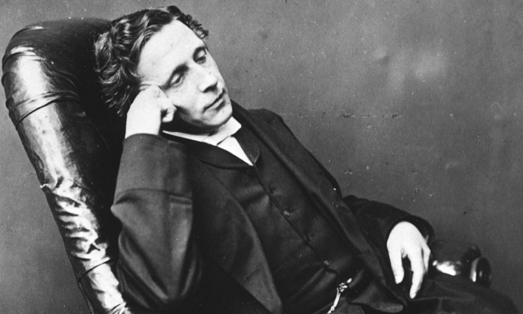 Photograph of Lewis Carroll