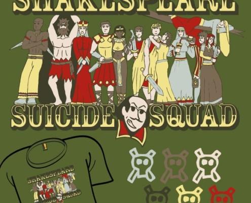 Shakespeare suicide squad