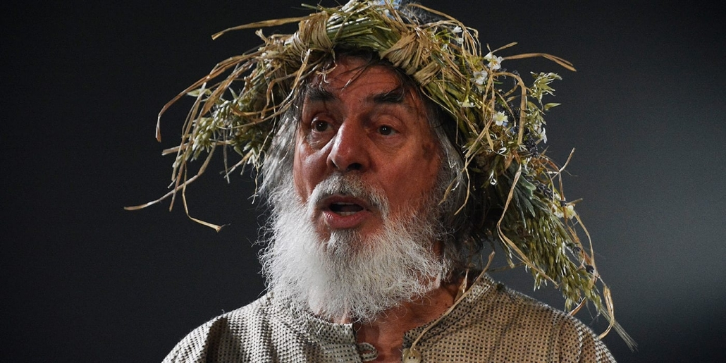 One of the King Lear characters played by Barry Rutter
