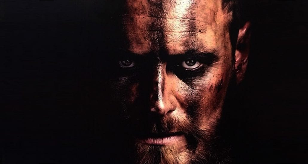 Sam Worthington plays Macbeth, speaker of 'Is this a dagger which I see before me?' soliloquy