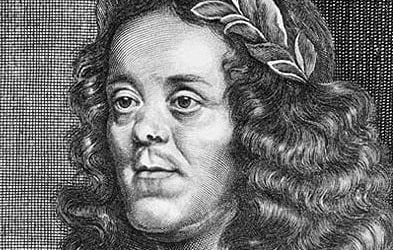 william davenant, shakespeare's son?