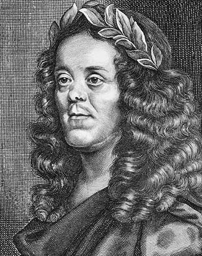 Sir William D'Avenant - Shakespeare's Illegitimate Son? 1