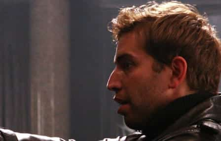 Laertes played by Edward Bennet