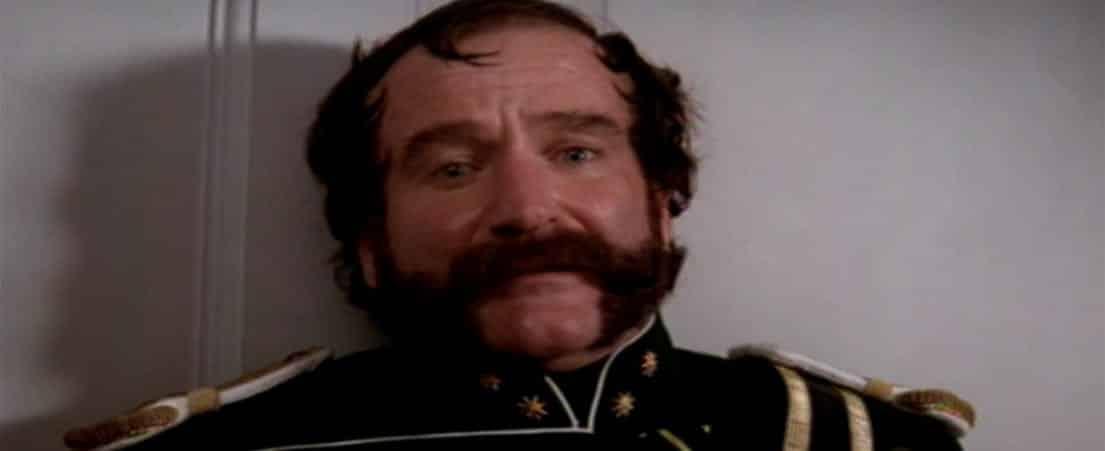 Robin Williams as Osric