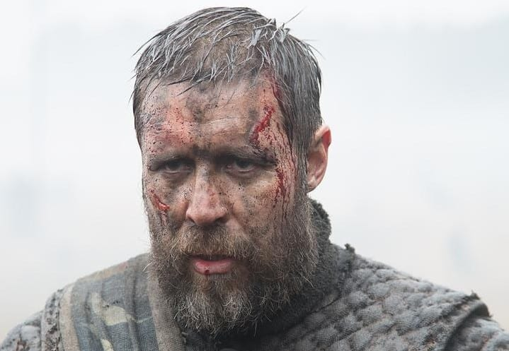 Paddy Considine as Banquo