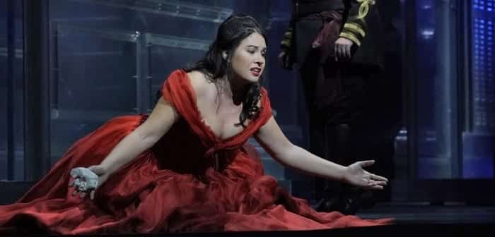 Sonya Yoncheva as Desdemona