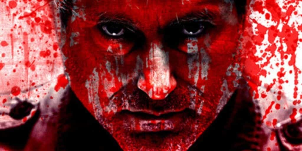A bloody Macbeth, the man who speaks many wonderful lines from the Macbeth script