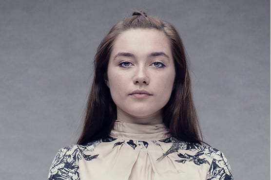 Baby name Cordelia? Played herre by Florence Pugh