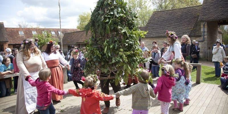 Summer kids activities at Mary Arden's Farmhouse
