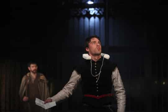 Gregory Doran as Cardenio character