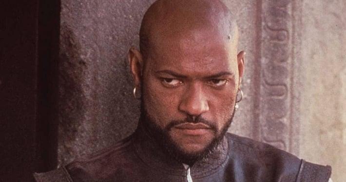 Laurence Fishburn as Othello