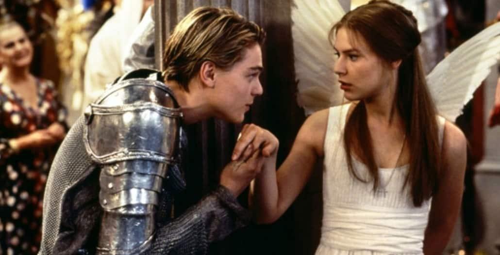 shakespeare movie - Romeo and Juliet