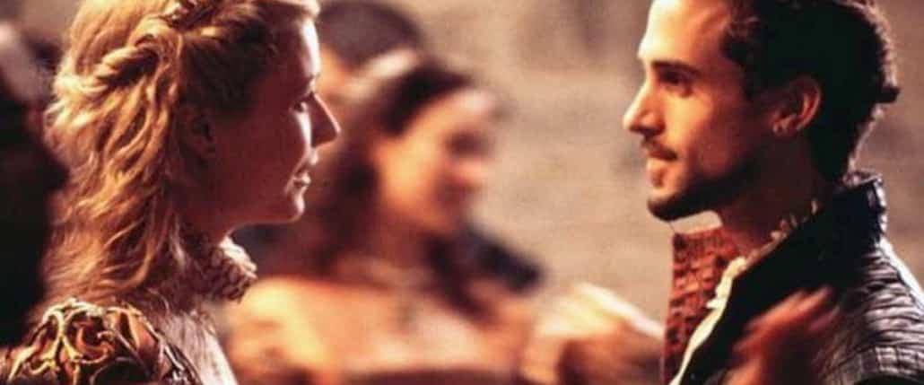 Shakespeare in Love movie, 1998
