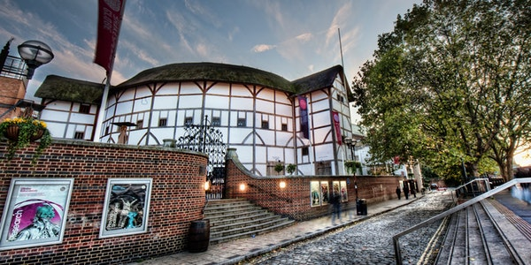 Shakespeare's Globe Theatre exterior