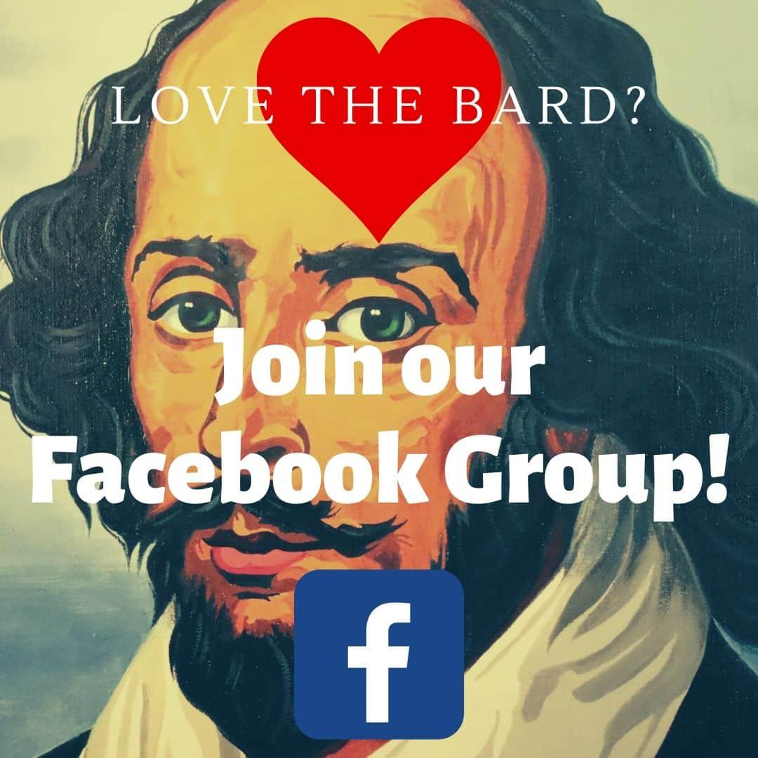 nosweatshakespeare facebook group logo