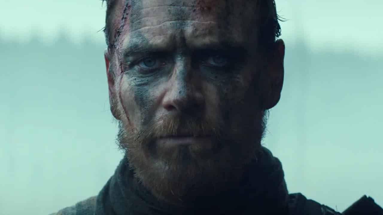Michael Fassbender as Macbeth 2015