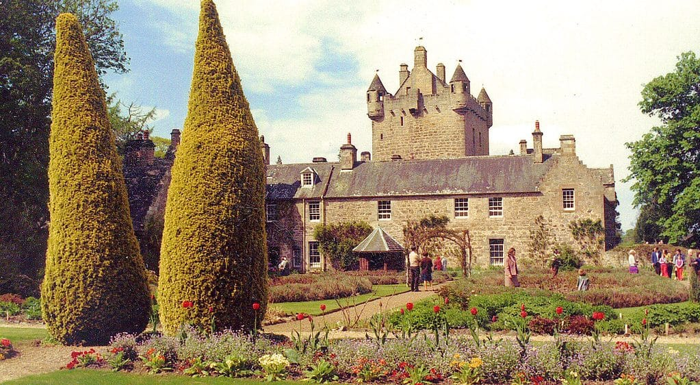 Cawdor Castle in Inverness - Macbeth's castle